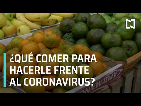 Alimentos para aumentar defensas contra el coronavirus - Las Noticias