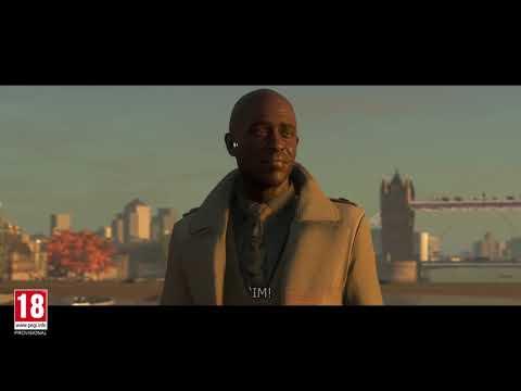 Watch Dogs Legion Release Date Trailer - E3 2019