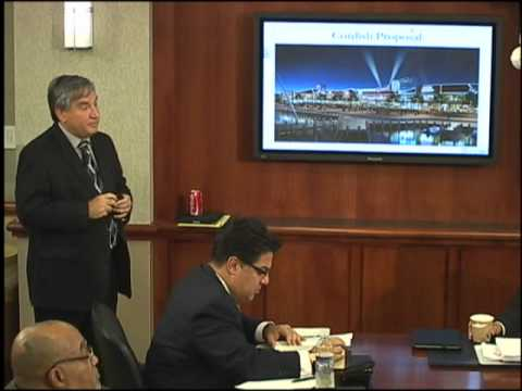 Waterside Proposals - Informal 01/24/12 Session, Norfolk City Council - VA