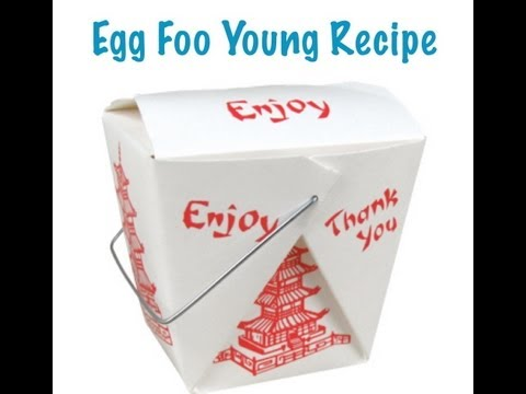 EASY Egg Foo Young Recipe {My Japanese Grandmother
