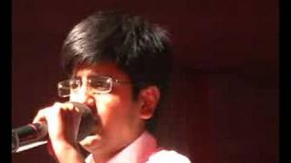 Amey Ghule in Voice of Chhattisgarh-maula mere (chak de)