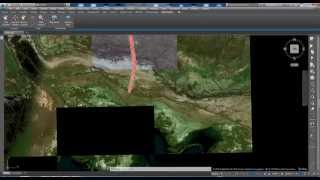 Google Earth Geolocation Map Aerial AutoCAD Civil 3D (импорта изображения из Google Earth)