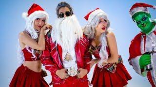 SANTA der BOSS feat. EXSL95 (Offizielles Musikvideo)