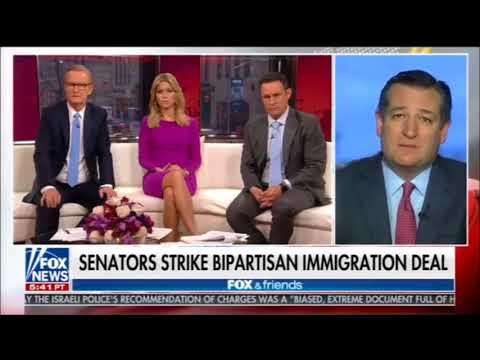 Ted Cruz Warns America That Senate Amnesty Bill Will Put Democrats In Control of DC Forever