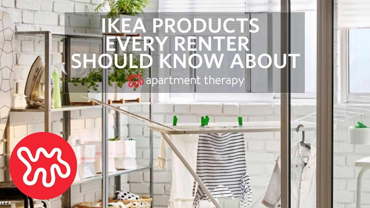Use These Great Ikea Hacks In Your Rental Apartment Therapy