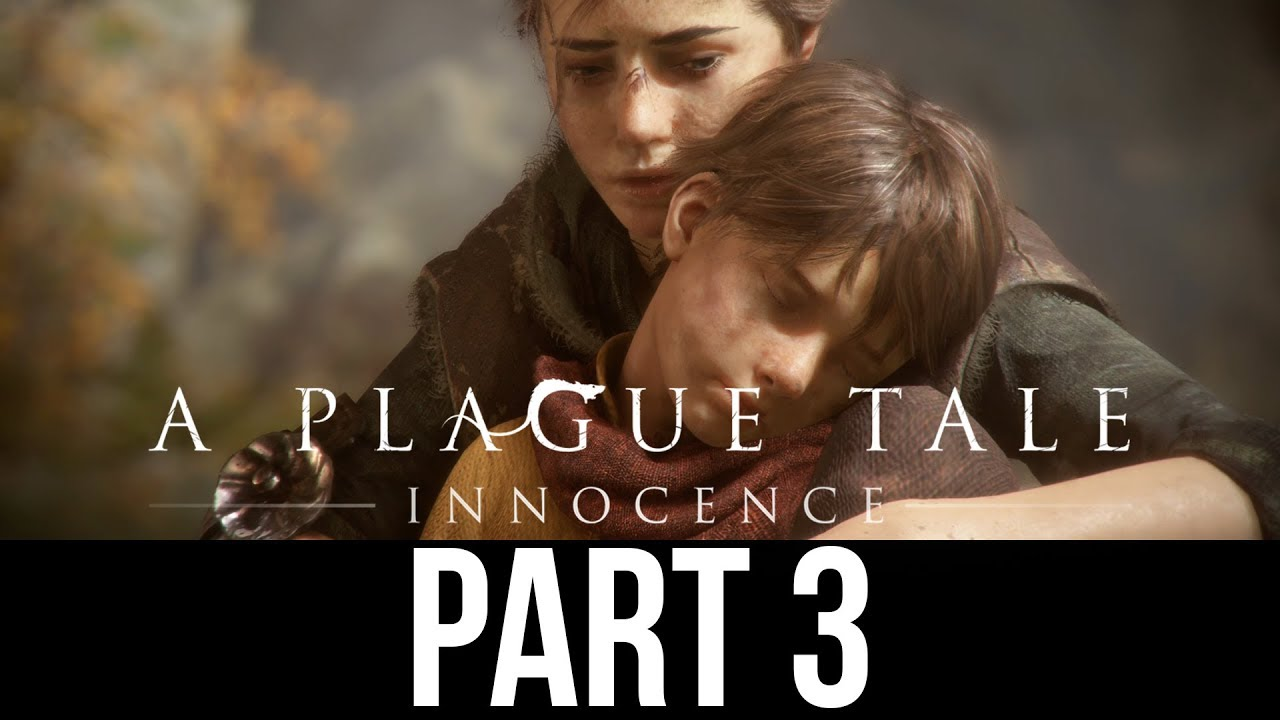 A PLAGUE TALE INNOCENCE Lösungsweg Teil 3 - THE APPRENTICE (Vollständiges Spiel) + video