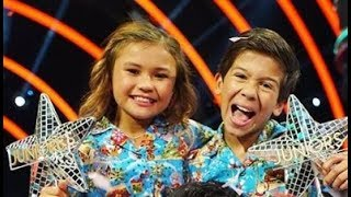 JT Church and Sky Brown WIN Dancing With The Stars Juniors - DWTS 2018 | Winner revealed