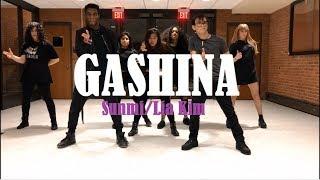 Video [DANCE COVER] Gashina(가시나) - SUNMI(선미) / Lia Kim Choreography download MP3, 3GP, MP4, WEBM, AVI, FLV Juli 2018