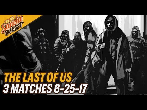 The Last of Us Factions | 3 Matches from my Twitch Stream | Sancho Replay