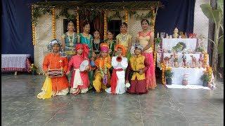 Sankranti Stage Decoration