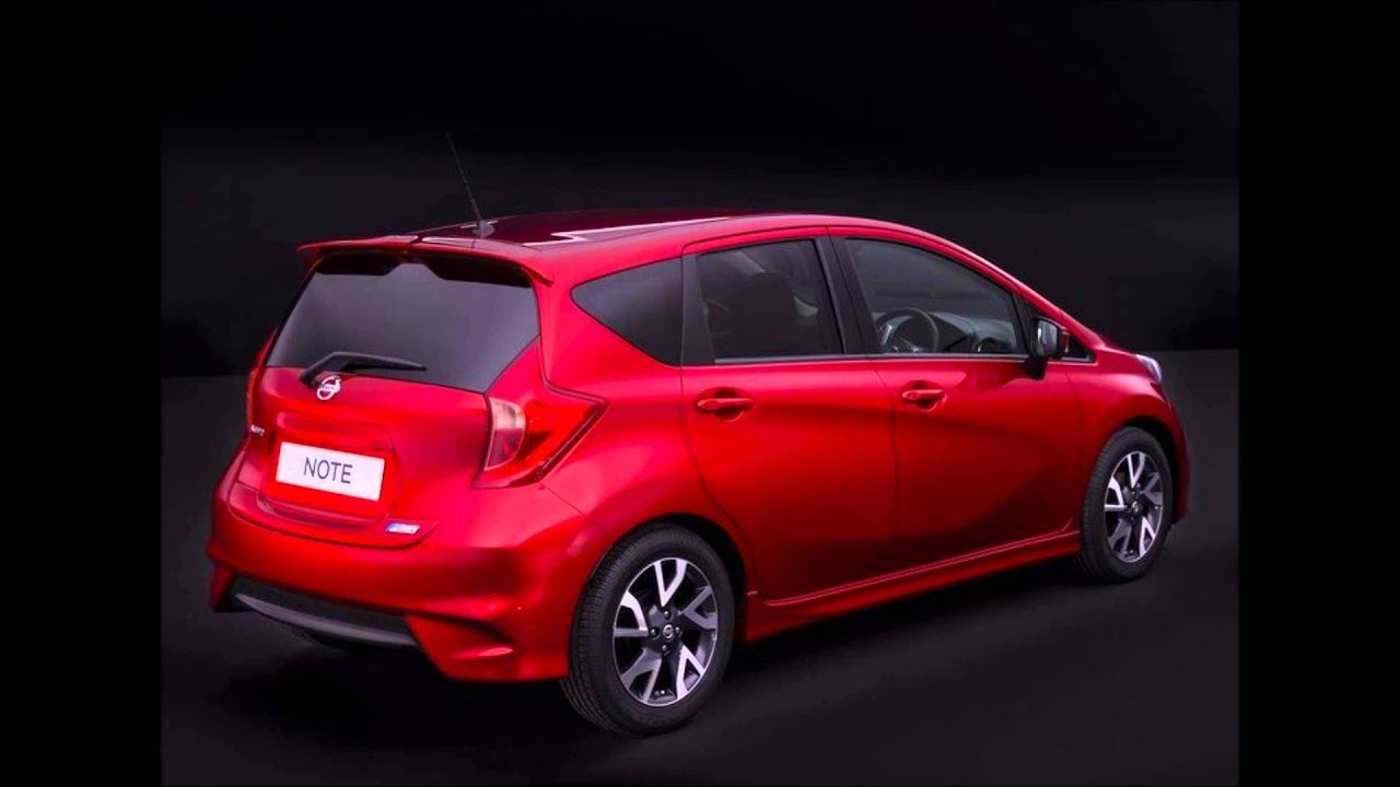 all new nissan note 2014 review outside inside video hd youtube. Black Bedroom Furniture Sets. Home Design Ideas