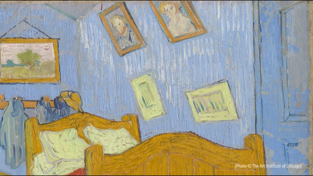 Technology And Van Gogh S Bedroom In Arles