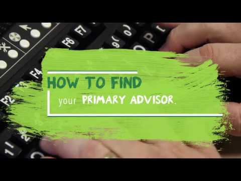 Ivy Tech Community College - How to Find Your Primary Advisor
