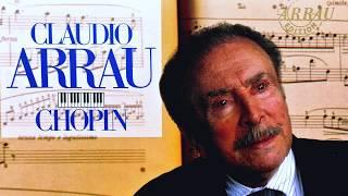 Chopin - 4 Scherzi, 4 Ballades, Barcarolle, Fantasia.. (reference recording : Claudio Arrau)