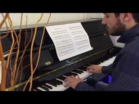 Calvin Harris  Summer Piano Cover Mustafa Baalbaki