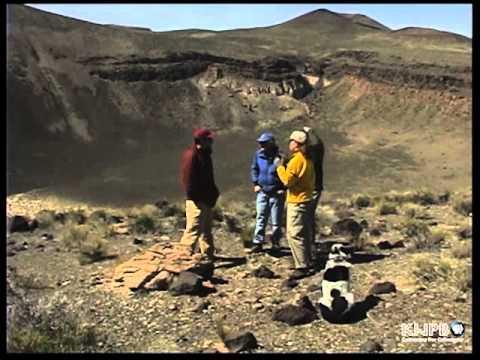Lunar Crater Field