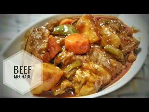 Beef Mechado Filipino Recipe Food Bae