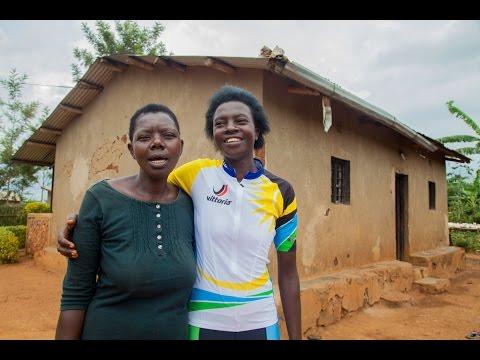 Fastest Woman in Africa - Rwanda's First Female Cyclist