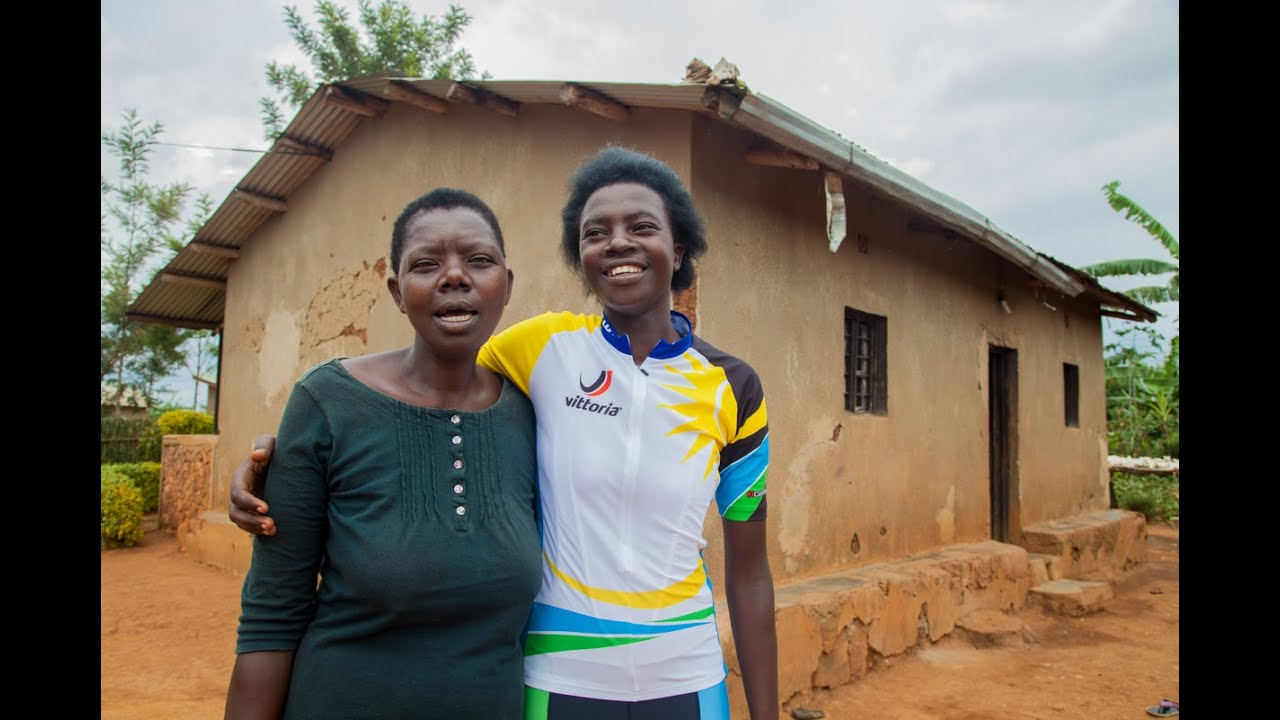 Fastest Woman in Africa - Rwanda's First Female Cyclist