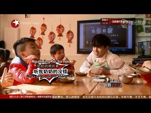 [Vietsub] 150222 Wu Yifan - A Date with Luyu (FanQin Diary)