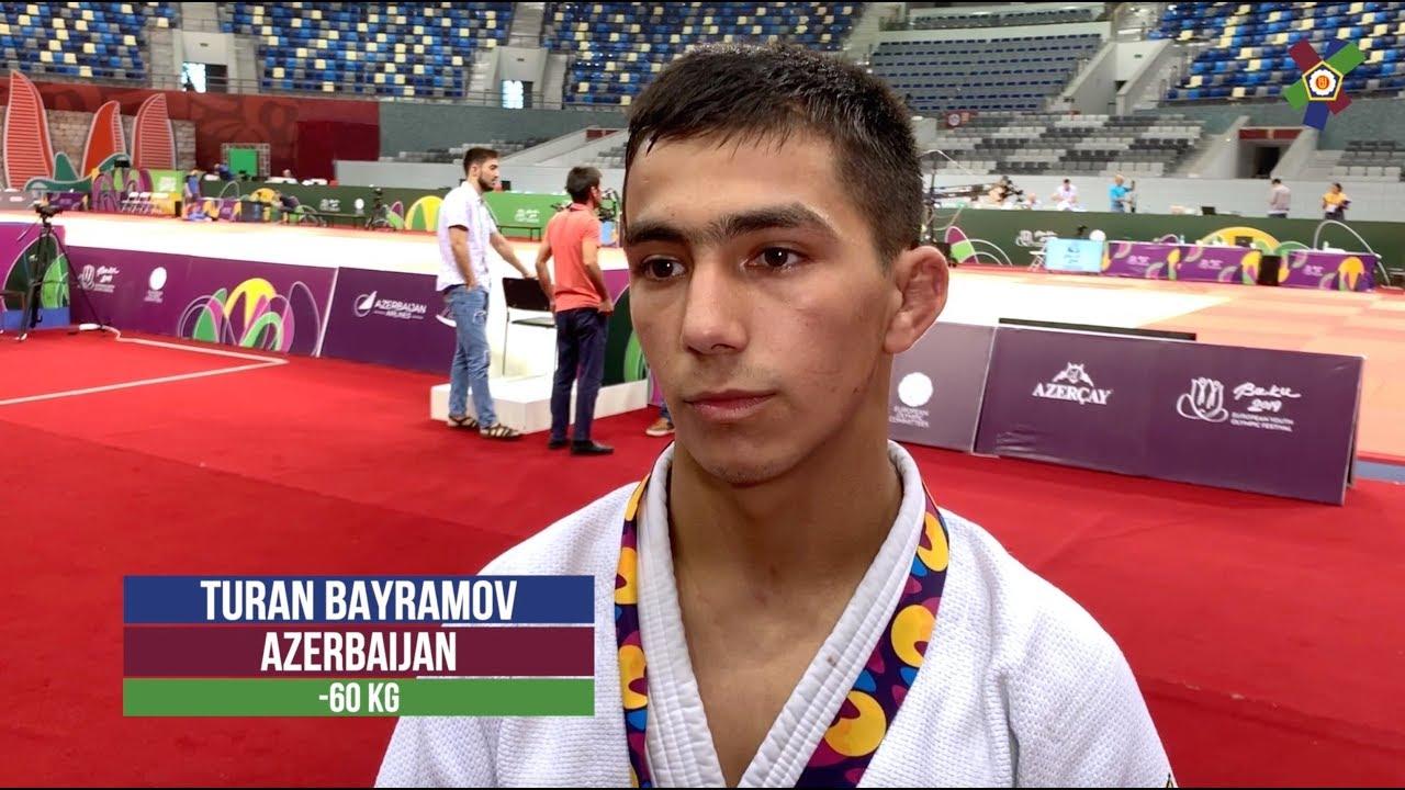 Turan Bayramov bürünc medal görüşünə çıxacaq
