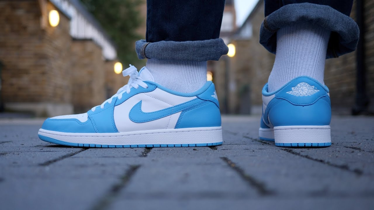 Eric Koston X Nike Sb Air Jordan 1 Low Qs Unc Quick Look On