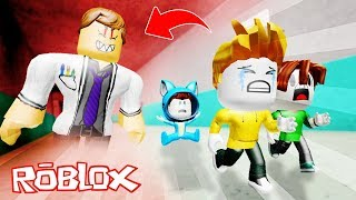 WE ARE SECUESTRED BY THE KILLER DOCTOR!! PARKOUR OBBY ROBLOX 💙💚💛 BABY MILO VITA AND ADRI 😍 AMIWITOS