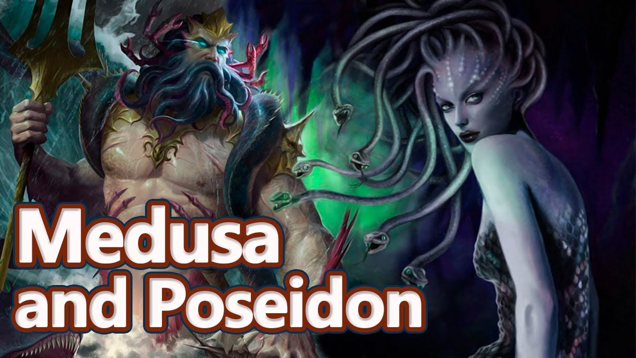 how do you spell poseidon in ancient greek