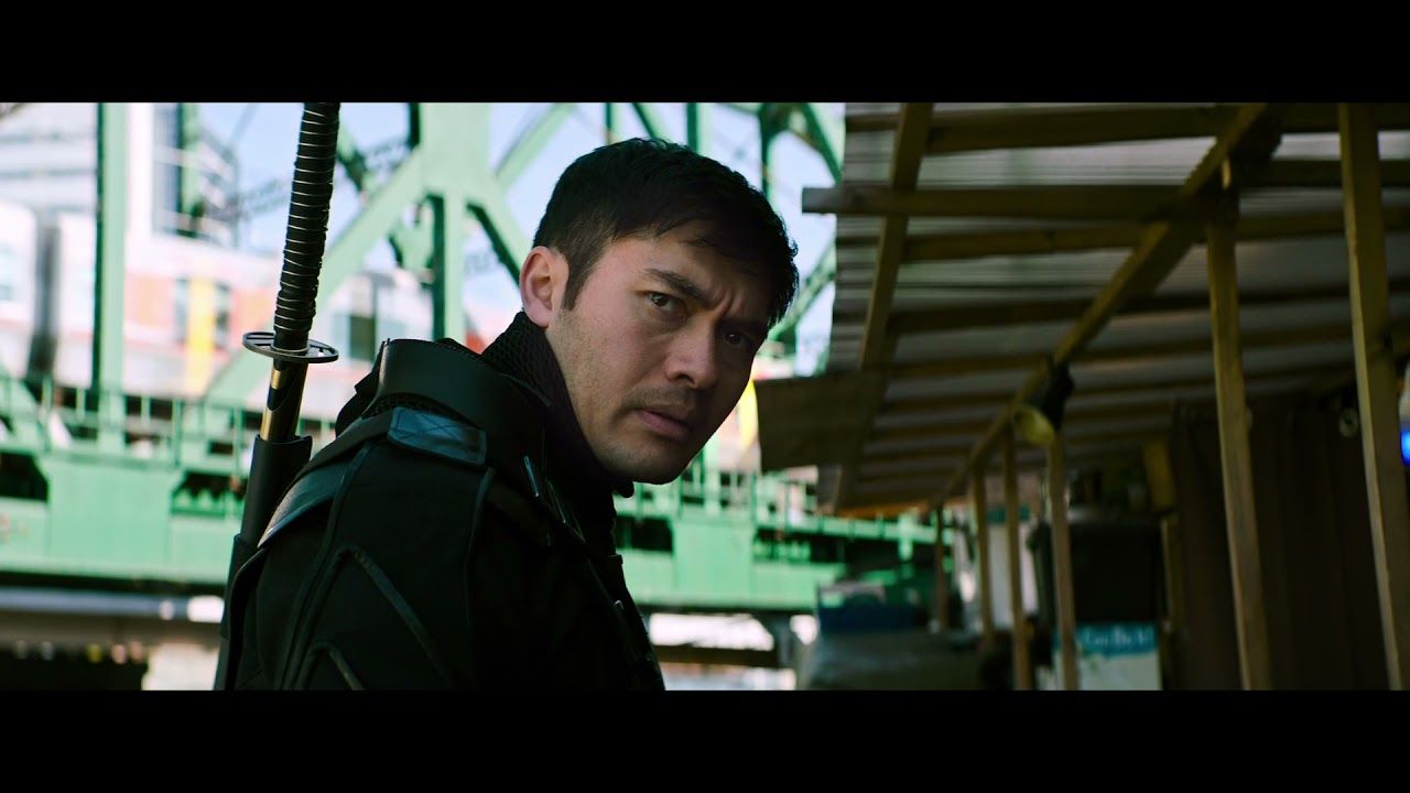 Snake Eyes: A Origem dos G.I. Joe   Spot Convocatória   Paramount Pictures Portugal (HD)