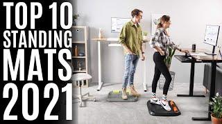 Top 10: Best Standing Desk Mats of 2021 / Anti Fatigue Mat for Office, Countertop, Kitchen