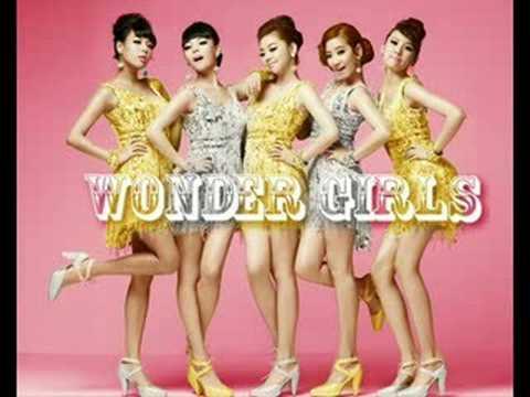 Wonder Girls: Nobody (Male Version)