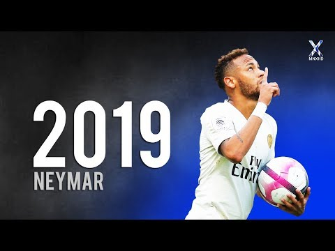 Neymar Jr 2019 ● Magic Skills