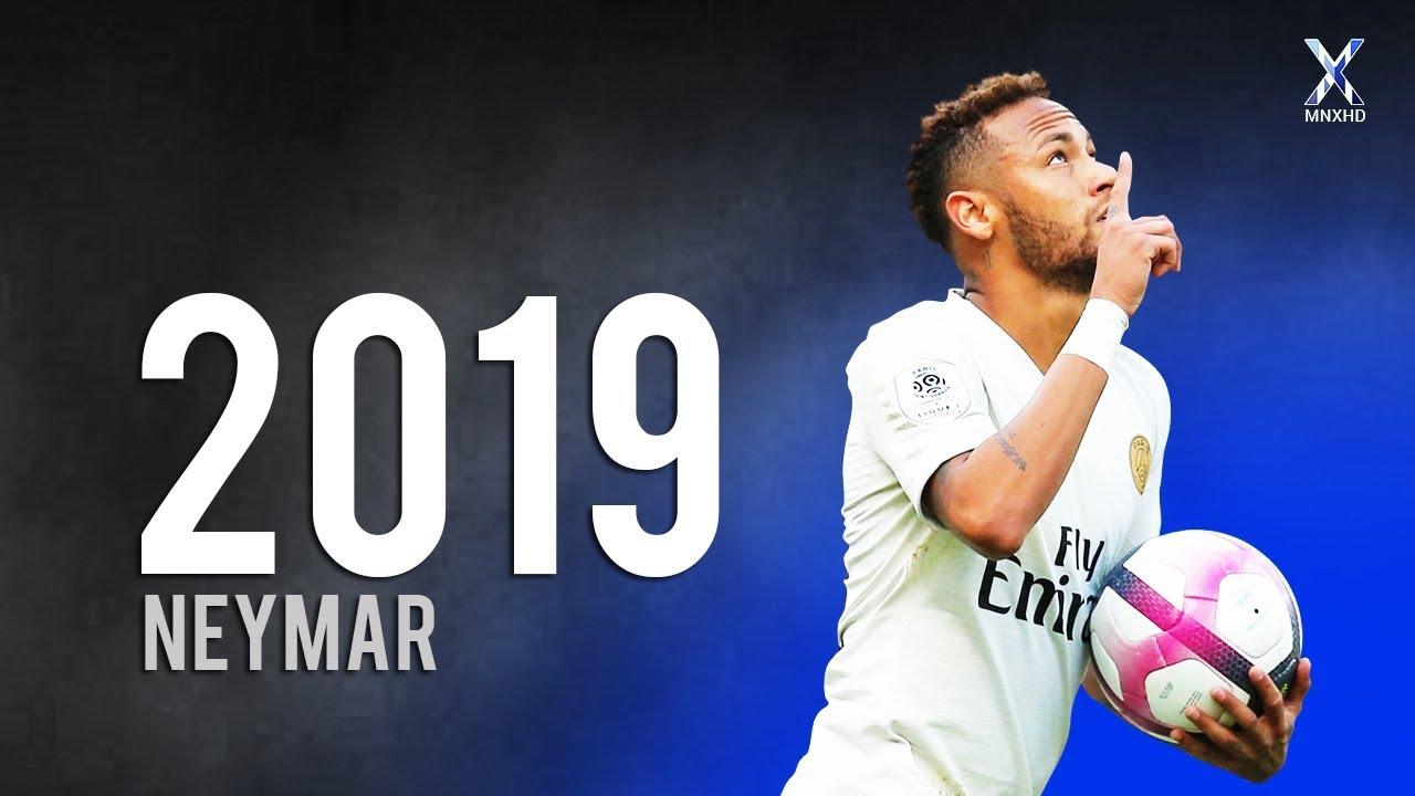 Neymar Jr 2019 Magic Skills