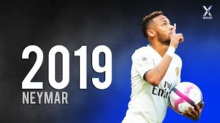 Neymar Jr 2019 ● Magic Skills