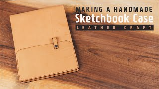 34. Leather Note & Sketchb…
