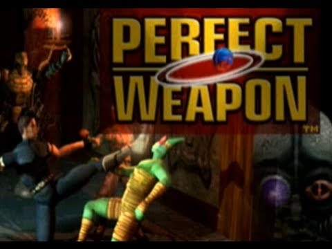 (PS1)  PERFECT WEAPON. Walkthrough Part 1