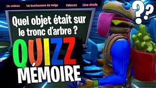 Lebouseuh triche dans ce Quizz de Mémoire sur Fortnite Créatif...
