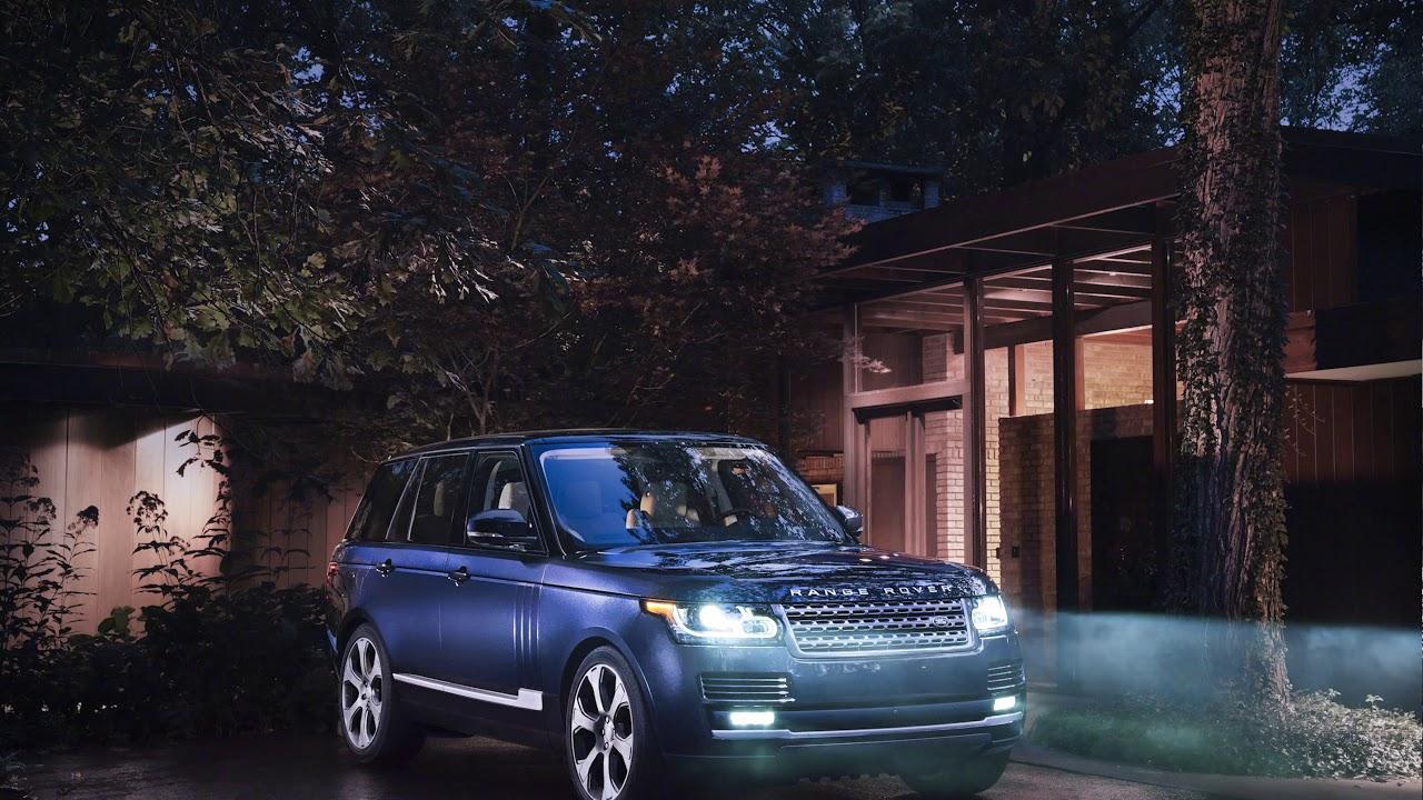 Range Rover - Car Shoot Chicago - Luxury Brand on Location