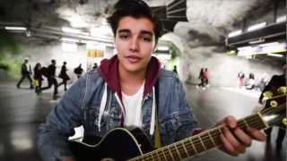 Anton Ewald │ Somebody To Love (Cover)