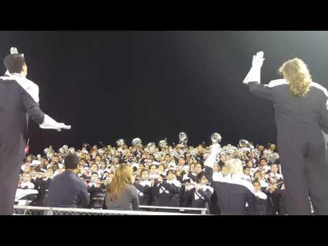 2016 Madison High School Band San Antonio