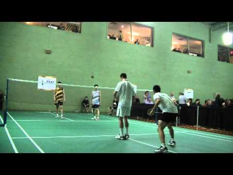 2012 Canadian Nationals - MD SF - Vandervet/Ng [AB] vs Lau/Campbell [BC/AB] - Full Match