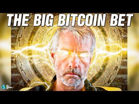 Michael Saylor Bought 3 BILLION Dollars Of Bitcoin