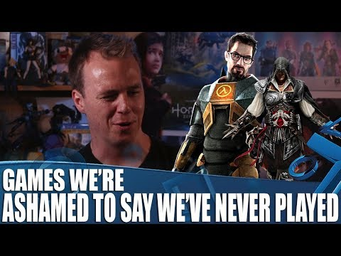 Games We're Ashamed To Say We've Never Played