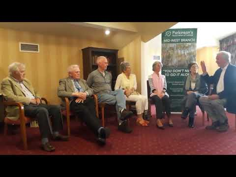 Interview with the Parkinsons Ireland Mid West Branch