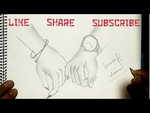 Pencil sketch tutorial and Hindi poetry/Kavita Khushi ka thikana by Aashish Vyas thumbnail