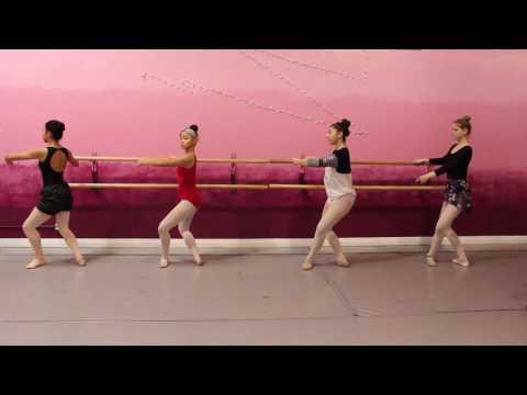 Zoetic Movement's Ballet Assessment