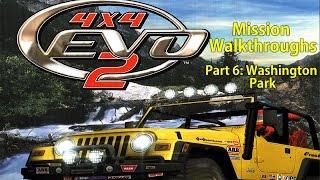 4x4 Evo 2 Mission Walkthroughs - Part 6: Washington Park