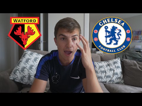 DIEGO COSTA IS THE MAN! WATFORD 1 CHELSEA 2