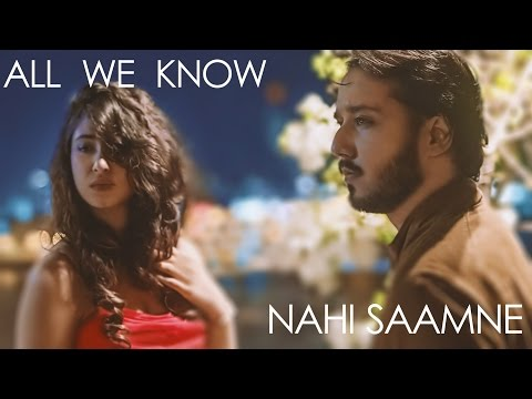 All We Know / Nahi Saamne (Taal) - Mashup Cover - Sandesh Motwani ft. Shanaya Boyce