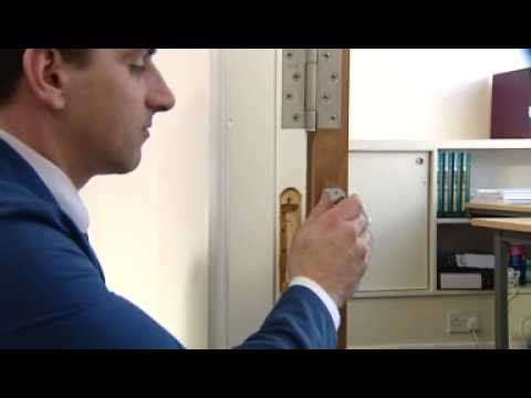 Perko Powermatic Concealed Door Closer Manual Installation